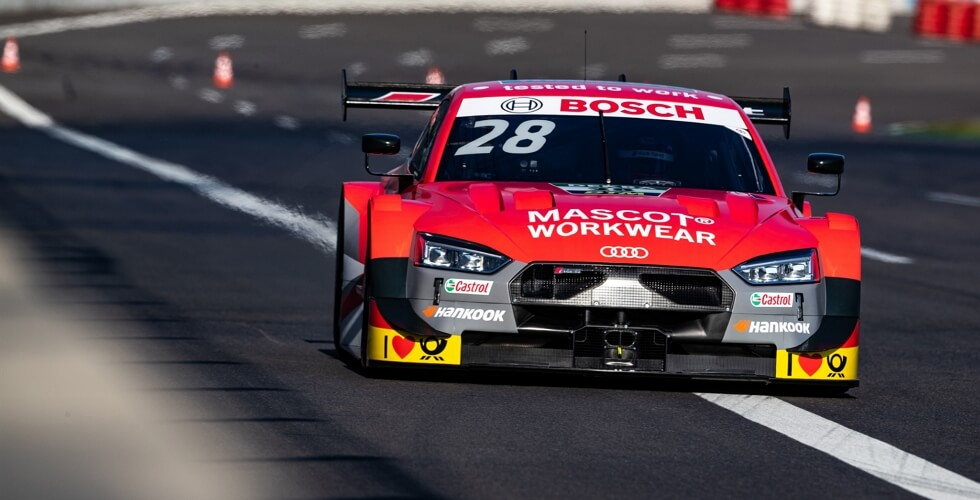 2019 - MASCOT WORKWEAR Audi RS 5 DTM - Audi Sport - race car