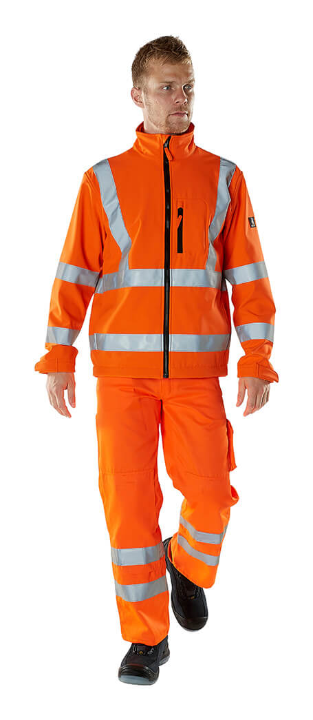 MASCOT® SAFE ARCTIC Varselkläder - Modell - Hi-vis orange