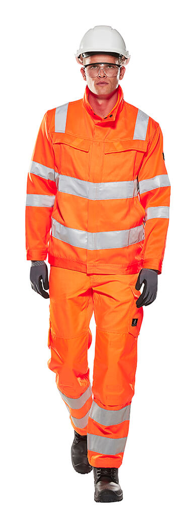 MASCOT® SAFE LIGHT Arbetskläder - Hi-vis orange - Modell