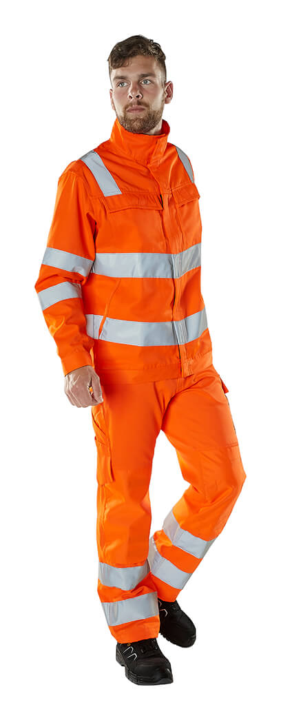 Hi-vis orange - Skyddskläder - MASCOT® SAFE LIGHT - Modell